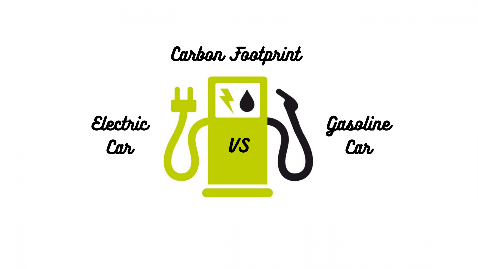 Carbon Footprint of Electric Cars vs Gasoline Cars