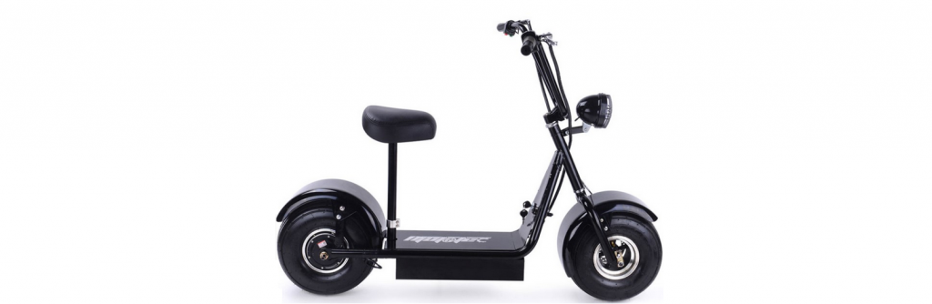 Best Electric Scooter with Big Wheels