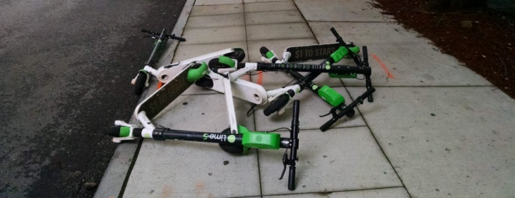 Why e-Scooters Should be Banned?