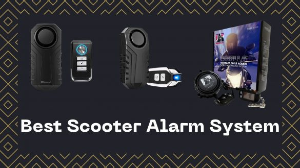 Best Scooter Alarm System